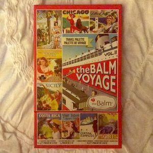The Balm Voyage Volume II Travel Palette